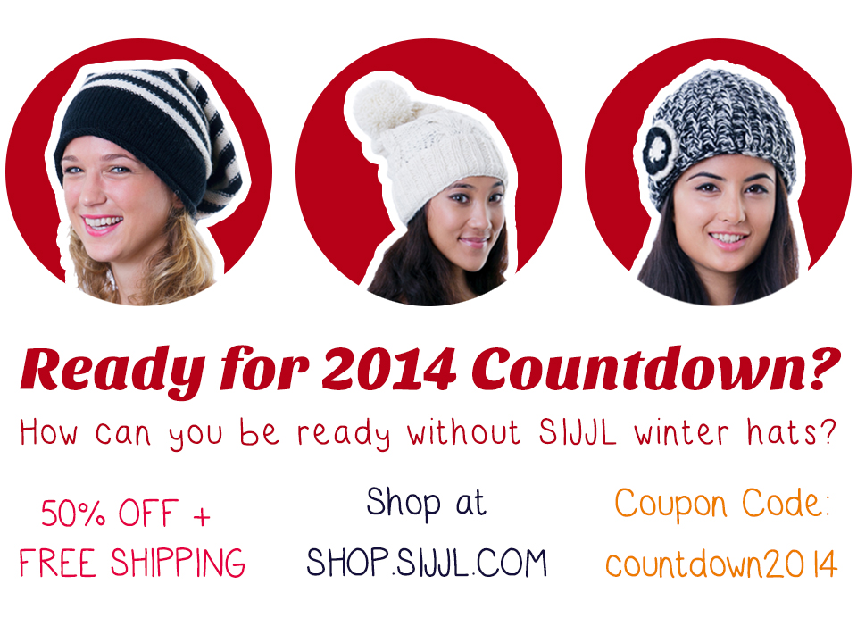 Ready for 2014 Countdown?