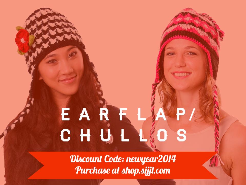 Earflap / Chullos