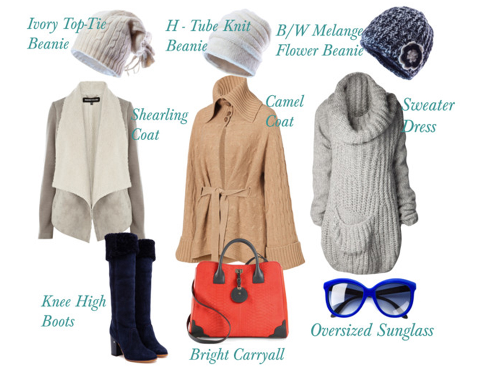 Must haves in your Winter Wardrobe