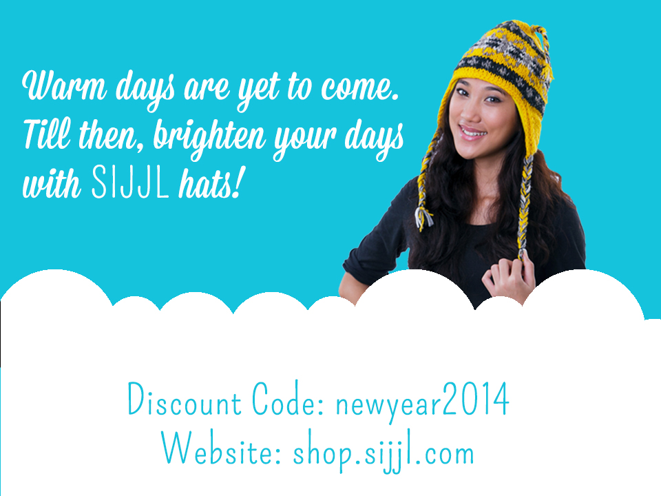 Warm-ify with SIJJL hats!