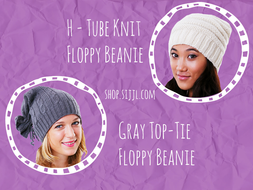 Don't forget the Beanies!