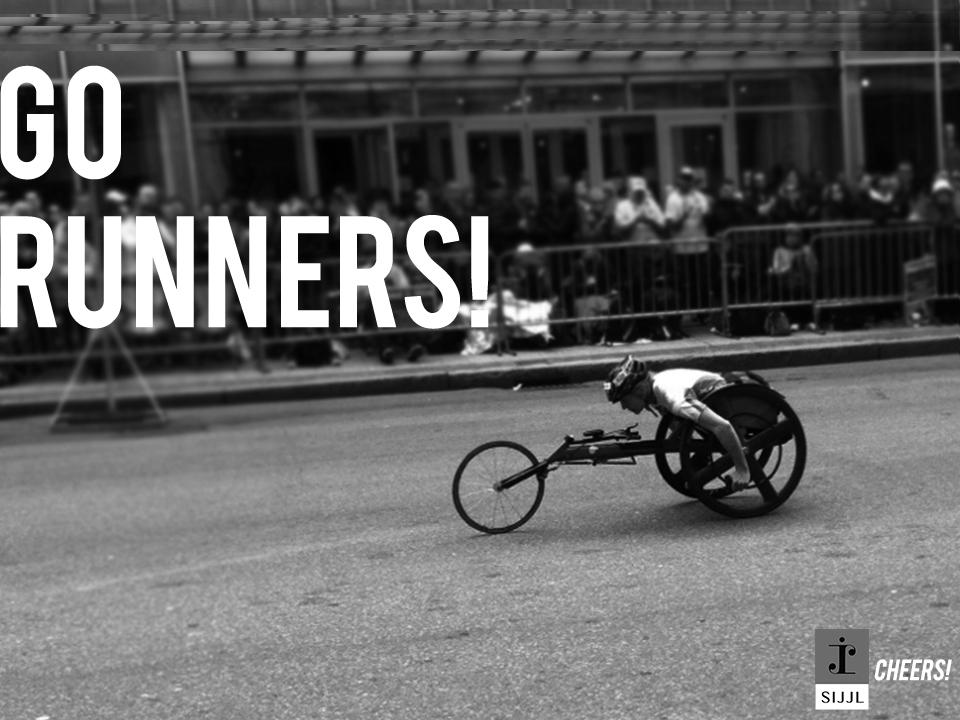 Go runners!