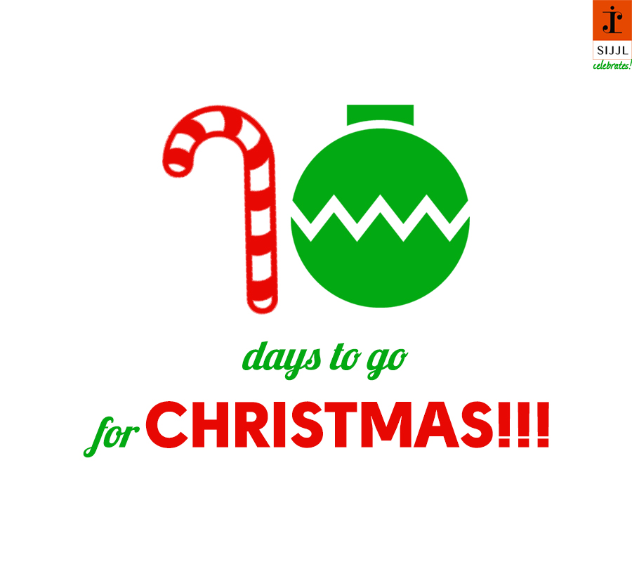 10 days to go for Christmas!