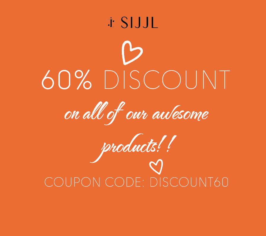 60% off all of SIJJL Hats