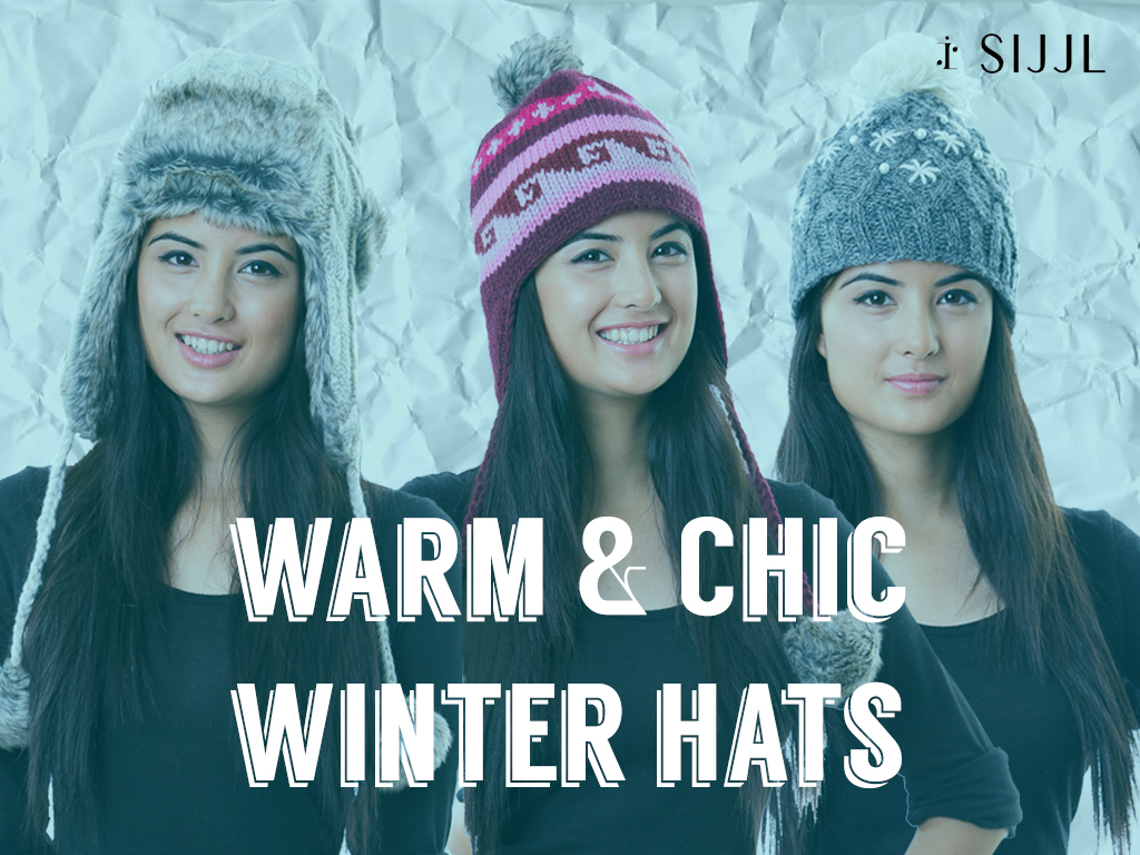 Warm and Chic Winter Hats