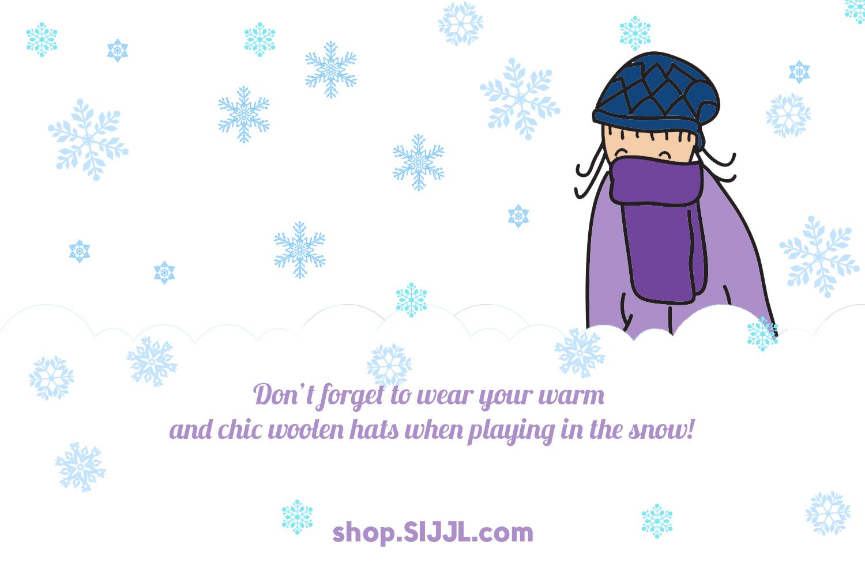 woolen hats