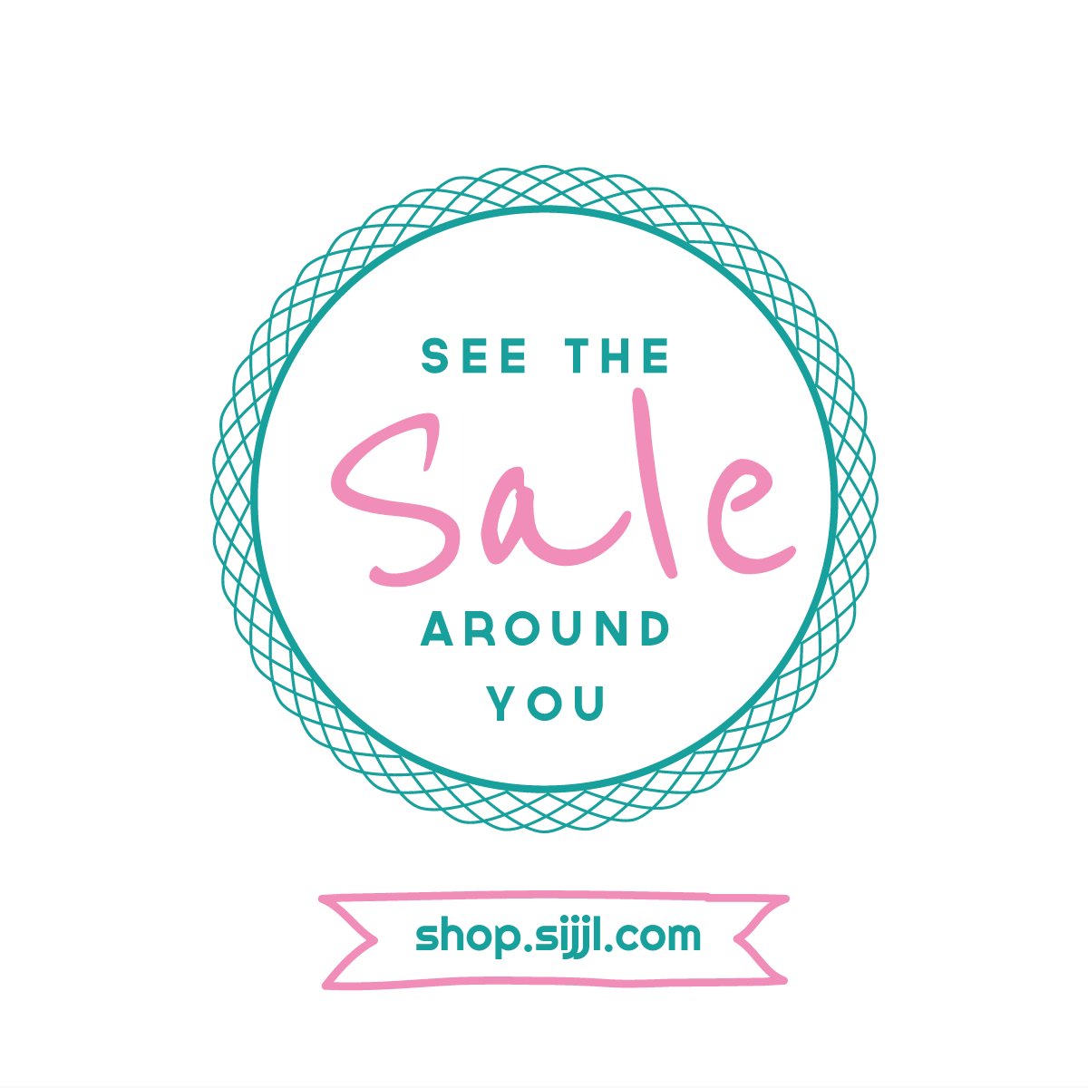 Sale around you