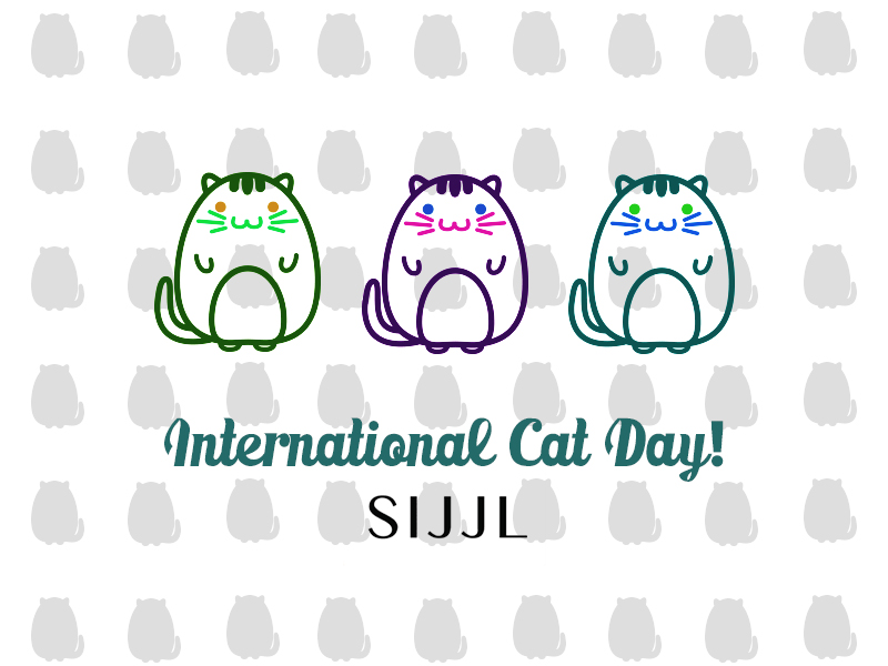 Happy International Cat Day :)
