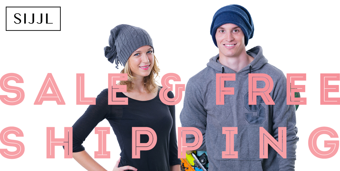 SALE AND FREE SHIPPING on beanies winter hats