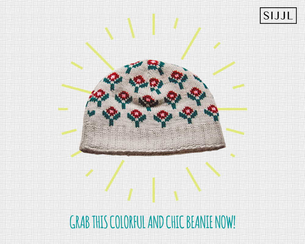 Colorful Nordic Beanie