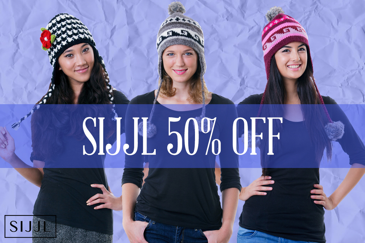 sijjl sale and free shipping earflap hat