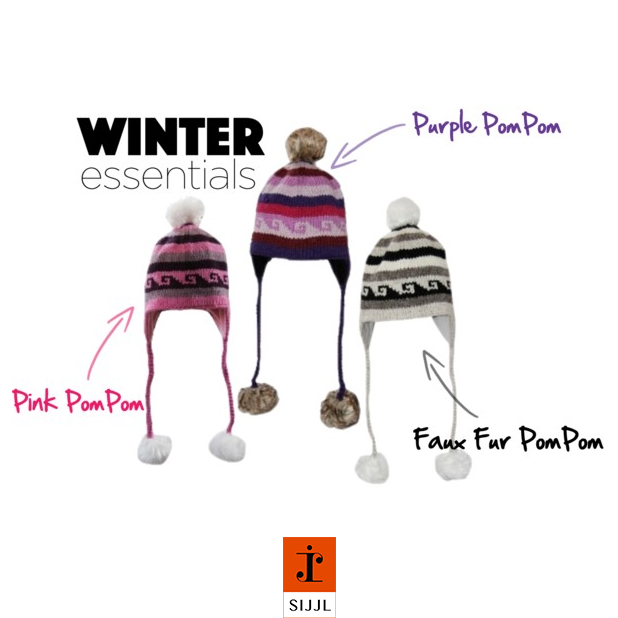 winter essentials of this season