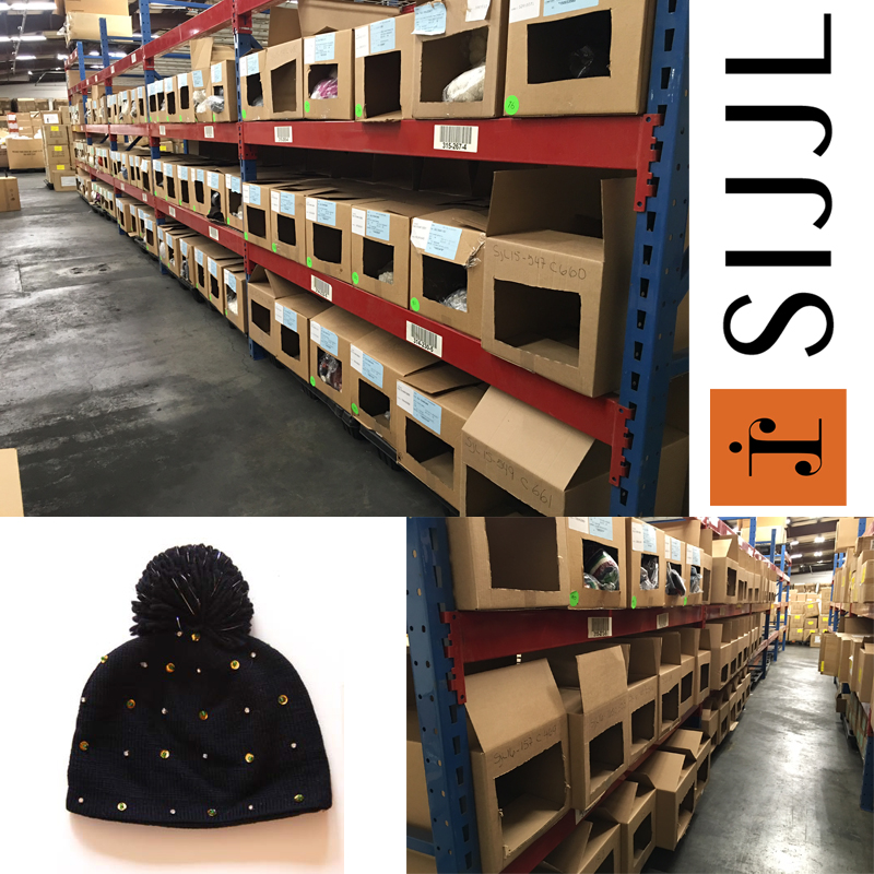 SIJJL knit winter hat warehouse
